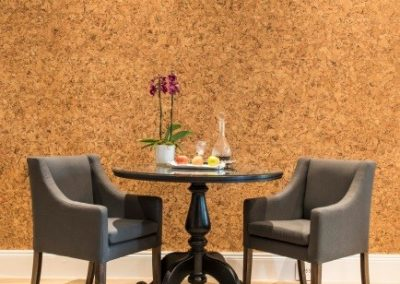 cork decor for walls