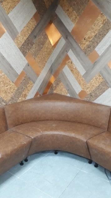 creative cork wall display