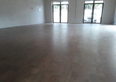 Cork Comfort Floating Floor – Yoga Harmony Studio, Pretoria